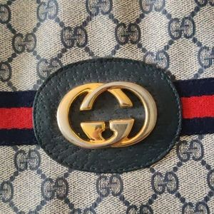Gucci Bags - Gucci vintage shopping tote
